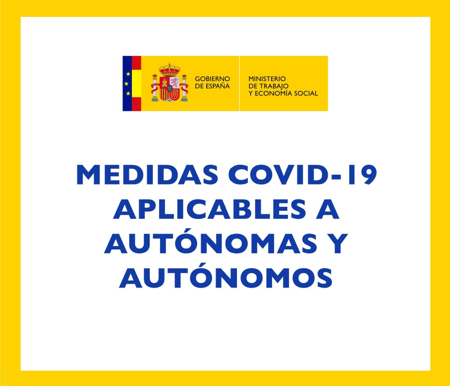 Medidas COVID-19 Aplicables a Autónomas y Autónomos