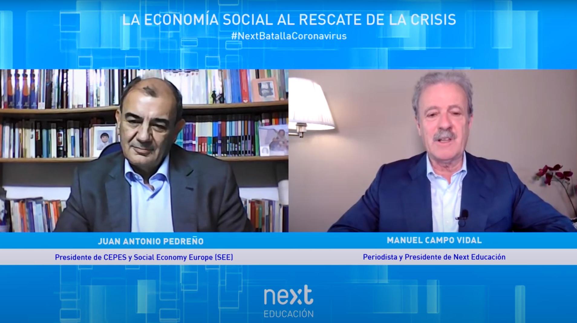 La economía social al rescate de la crisis
