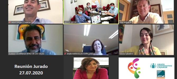 La cooperativa murciana de enseñanza Cipriano Galea, premio 'Emprendemos'