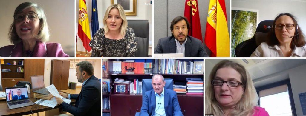 UCOMUR organiza un webinar para generar oportunidades para la empresas de la Región de Murcia