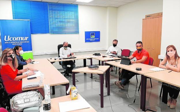 El Consejo Rector de Ucomur destaca la resiliencia de las cooperativas asociadas