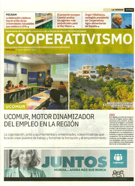 UCOMUR motor dinamizador del empleo en la Región a través de sus proyectos