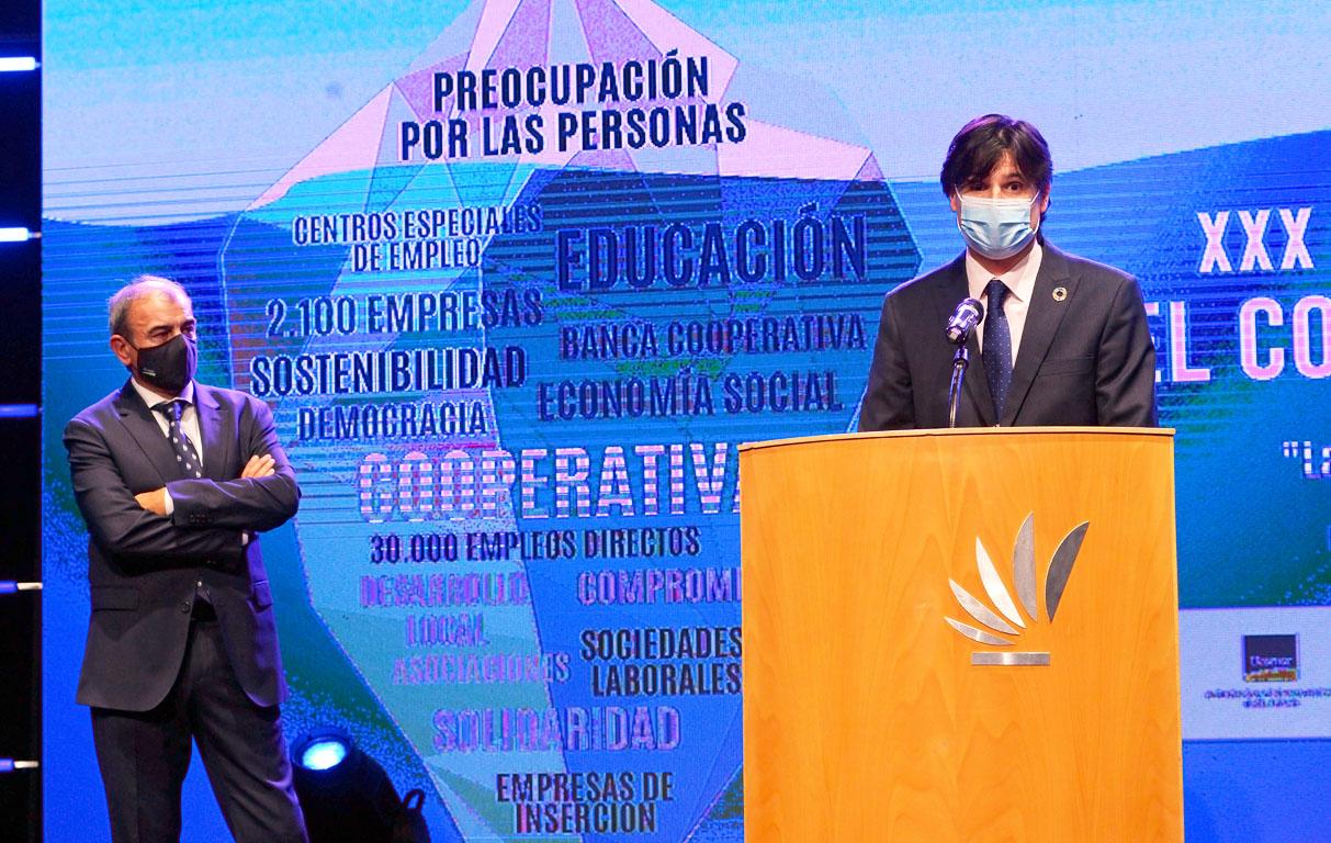 El Ministerio de Empleo también ha recibido otro de los premios de UCOMUR