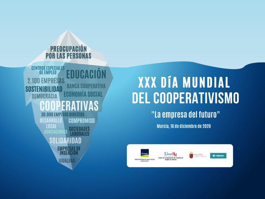 hemos celebrado nuestro XXX Día Mundial del Cooperativismo