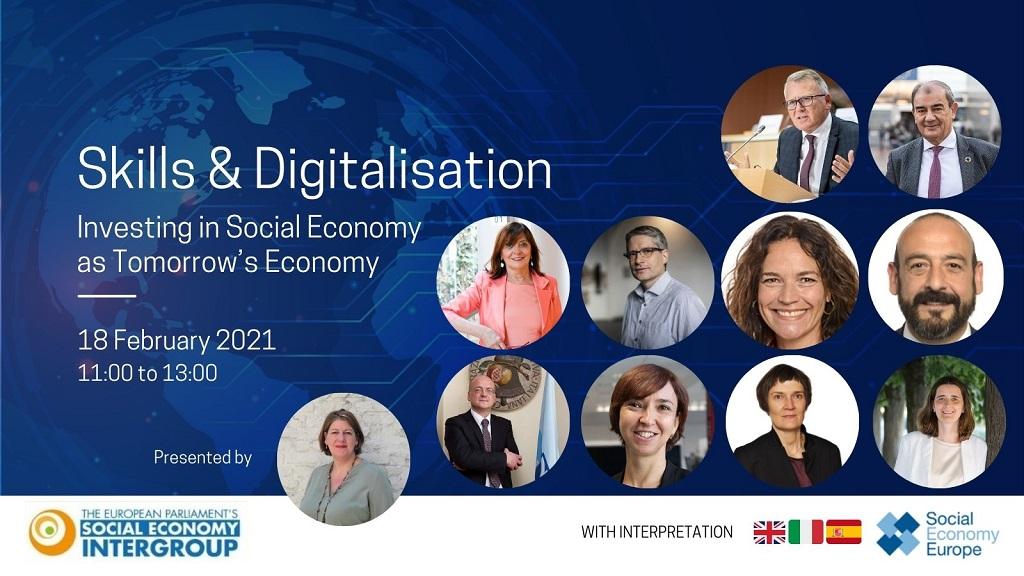 El Comité Económico y Social Europeo aborda la Economía Social como generadora de empleo