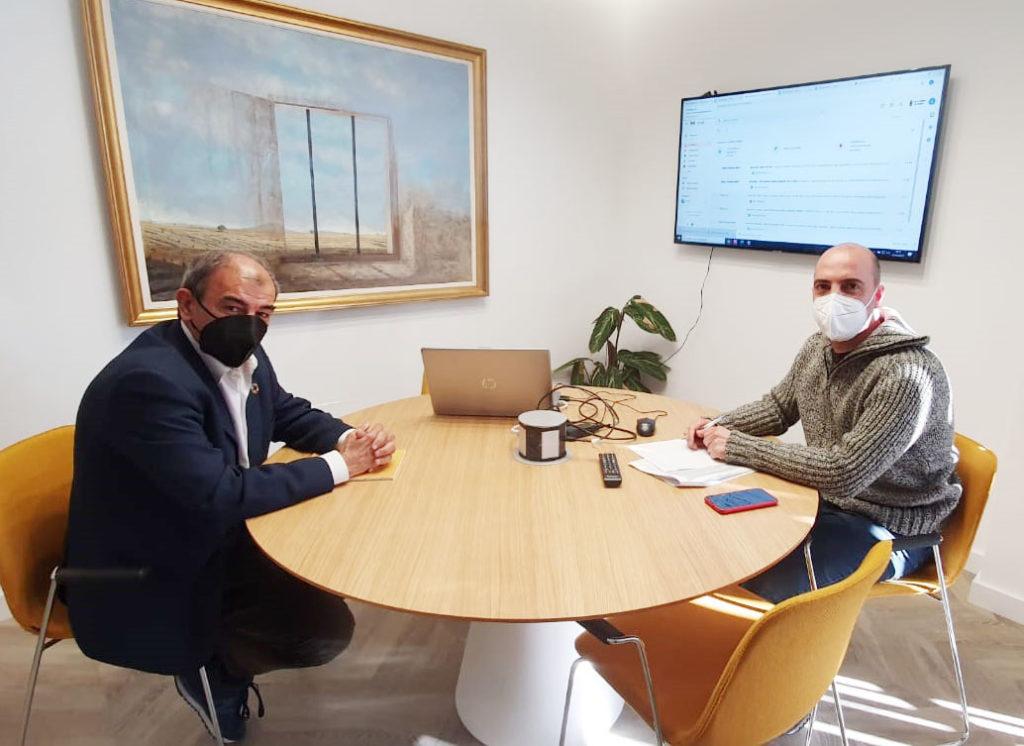 El cooperativismo y Molina de Segura renuevan su compromiso con el empleo