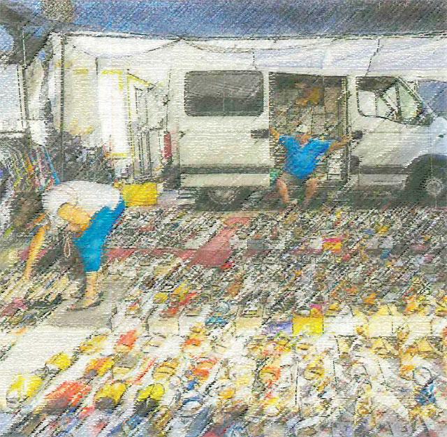 UCOMUR pide ayudas urgentes para las cooperativas de venta ambulante