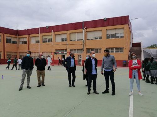 La Cooperativa de Enseñanza Vicente Medina inaugura nuevas instalaciones y las pone al servicio de la ciudadanía