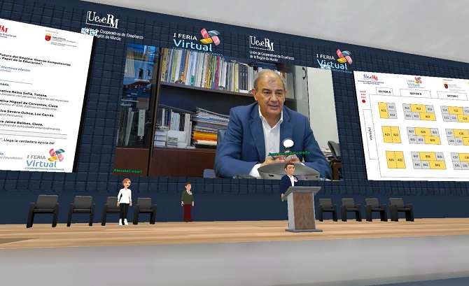 Ucoerm celebra la I Feria Virtual de Cooperativas de Enseñanza los días 12 y 13 de mayoa