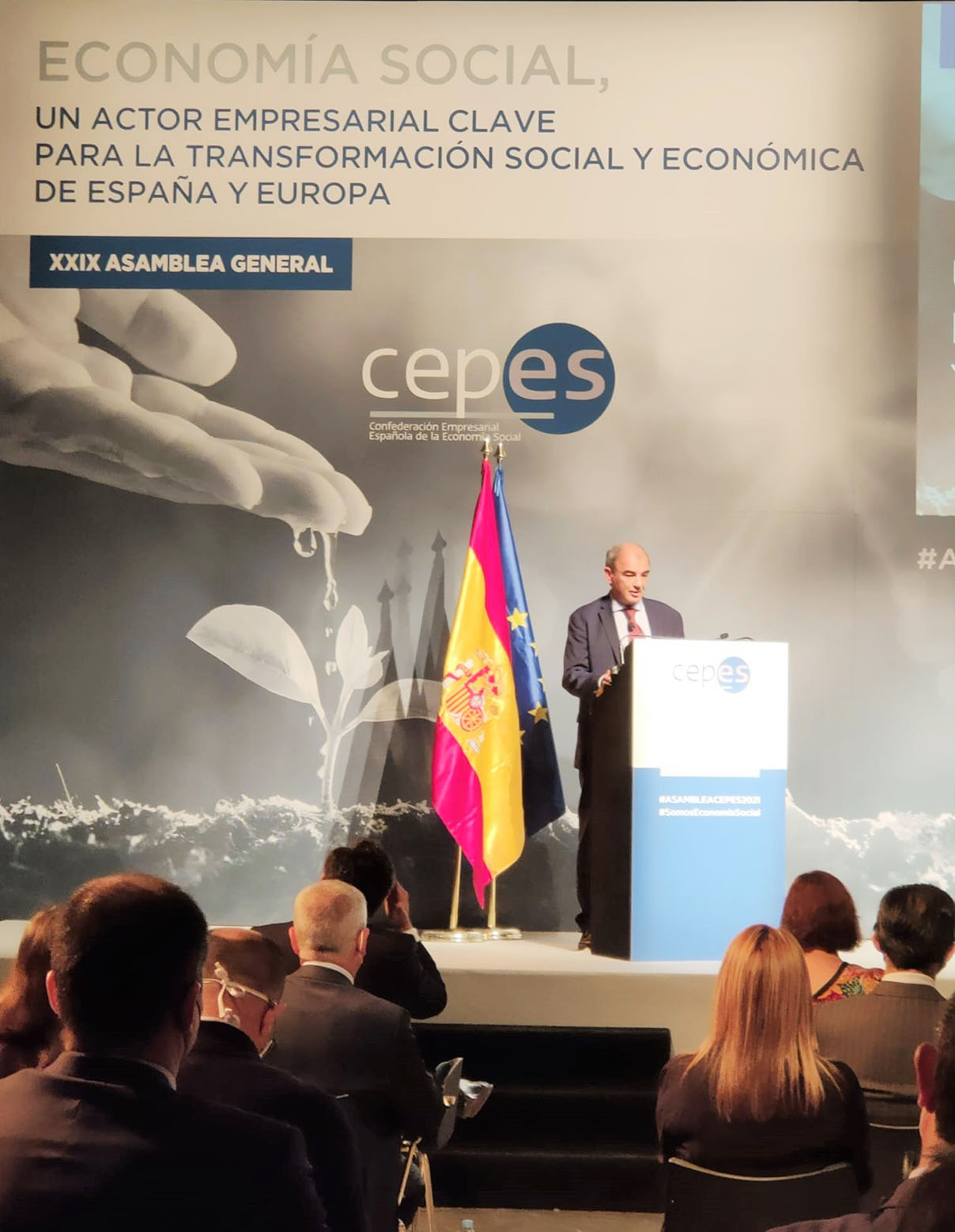 Asamblea CEPES 2021