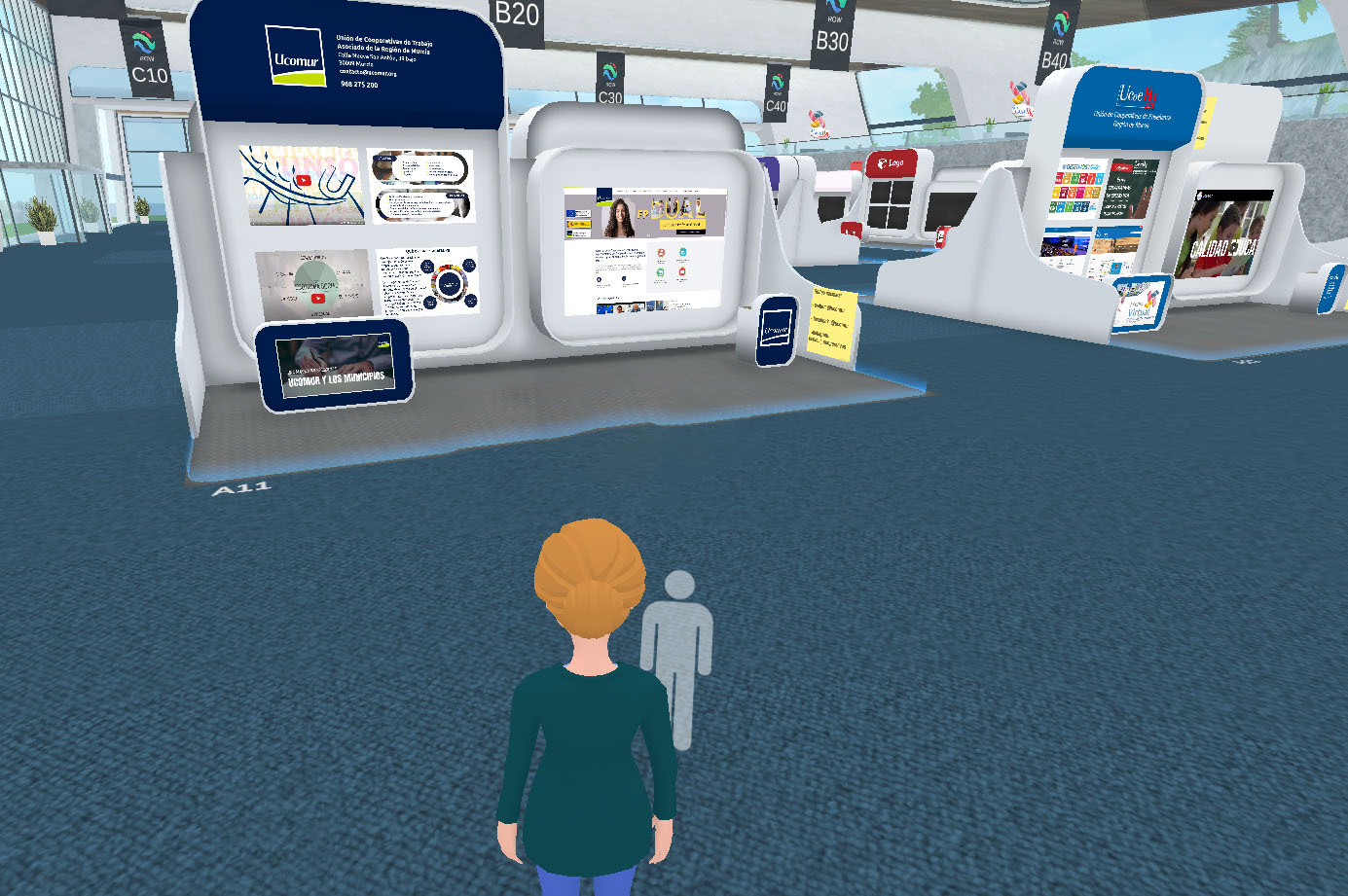 Ucomur Participa en la 1ª Feria Virtual de Cooperativas de Enseñanza en España