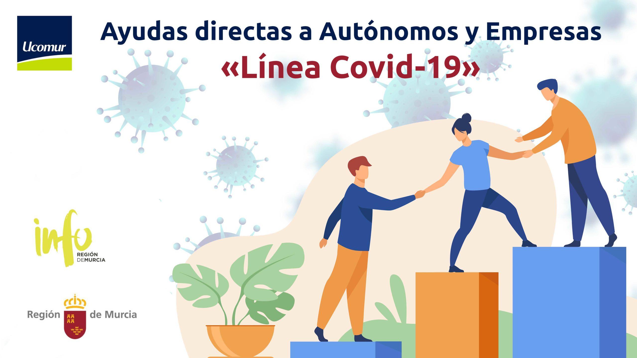 Ayudas directas a Autónomos y Empresas «Línea Covid-19»