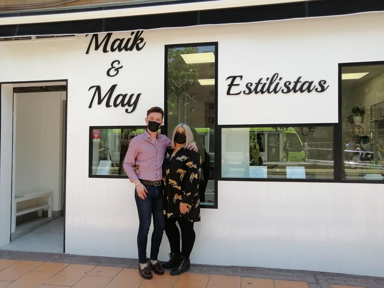 Maik & May, la cooperativa que revoluciona el mundo de la estética