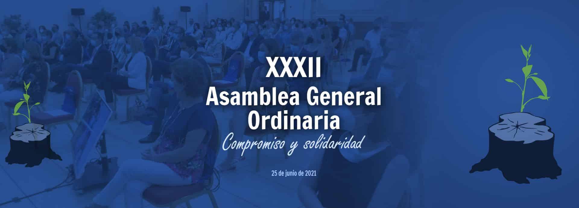XXXII Asamblea General Ordinaria de Ucomur 2021