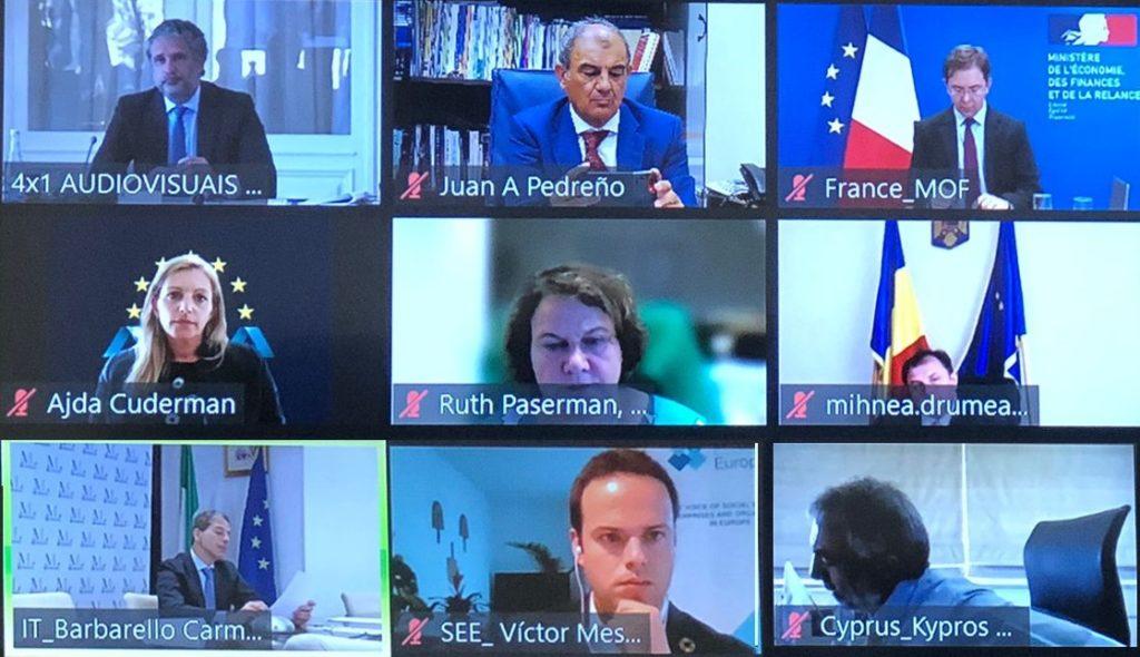 Comisión Declaración Luxemburgo INTERVENCIÓN PEDREÑO
