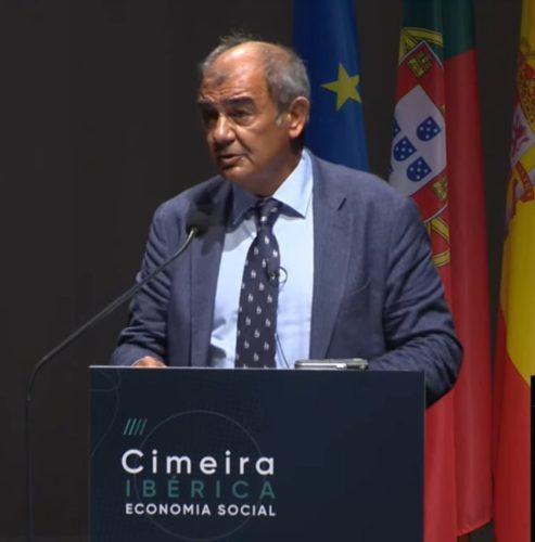 Juan Antonio Pedreño Cumbre Ibérica Economía Social