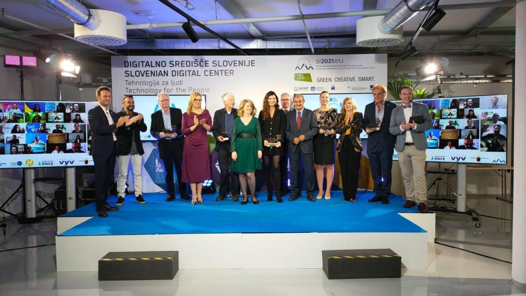 Premios Europeos Economía Social 2021